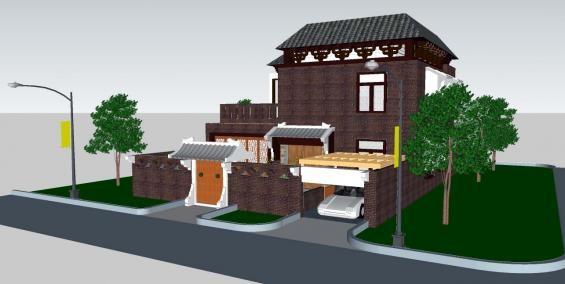 从建筑设计谈建筑节能设计