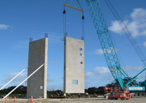 目前行业发展热点主要集中在装配式混凝土剪力墙住宅